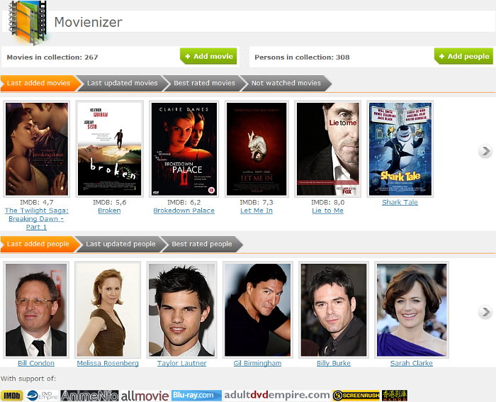 Movienizer 8.2