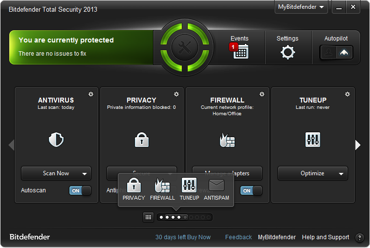 Bitdefender Virus Definitions 19.04.2019