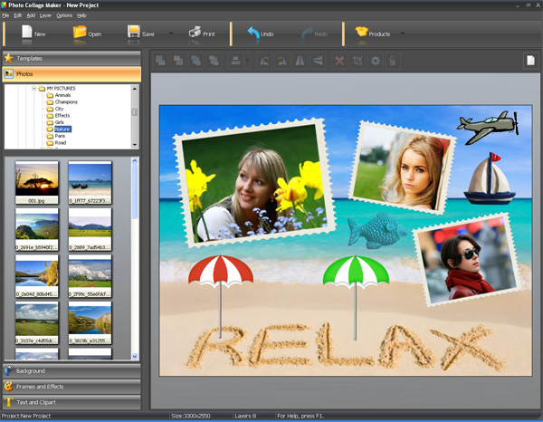 Photo Collage Maker 3.25