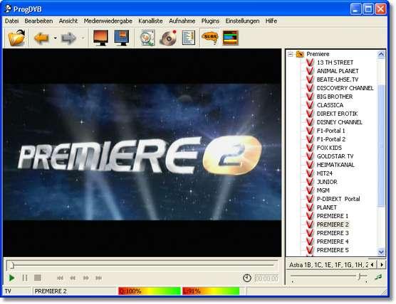 برنامج ProgDVB 6.81 العملاق مشاهدة