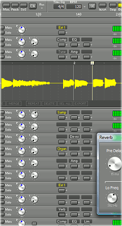 MultitrackStudio Lite 9.7.0