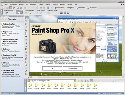 Corel paint shop pro windows 10