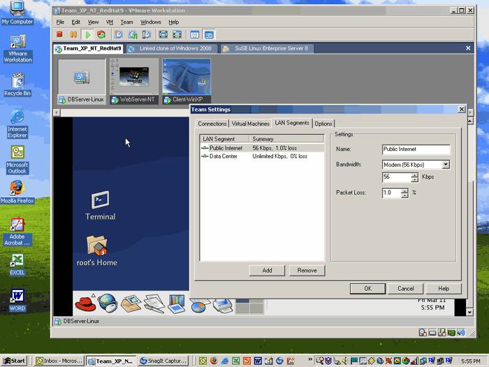 Linux Workstation