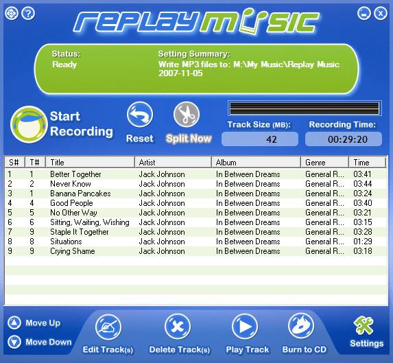 برنامج> Replay Music 4.01 8883.jpg